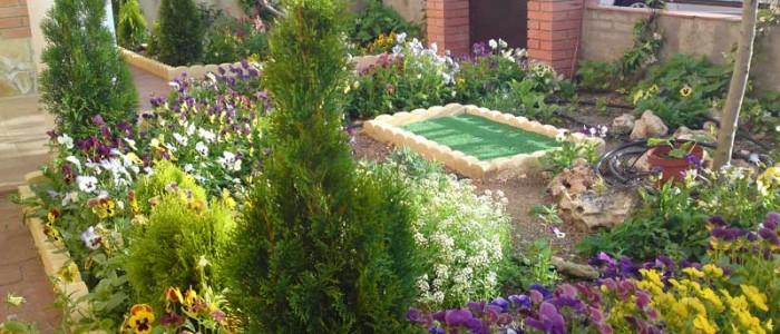 preparaci n de un jardin atarea servicio de limpieza y
