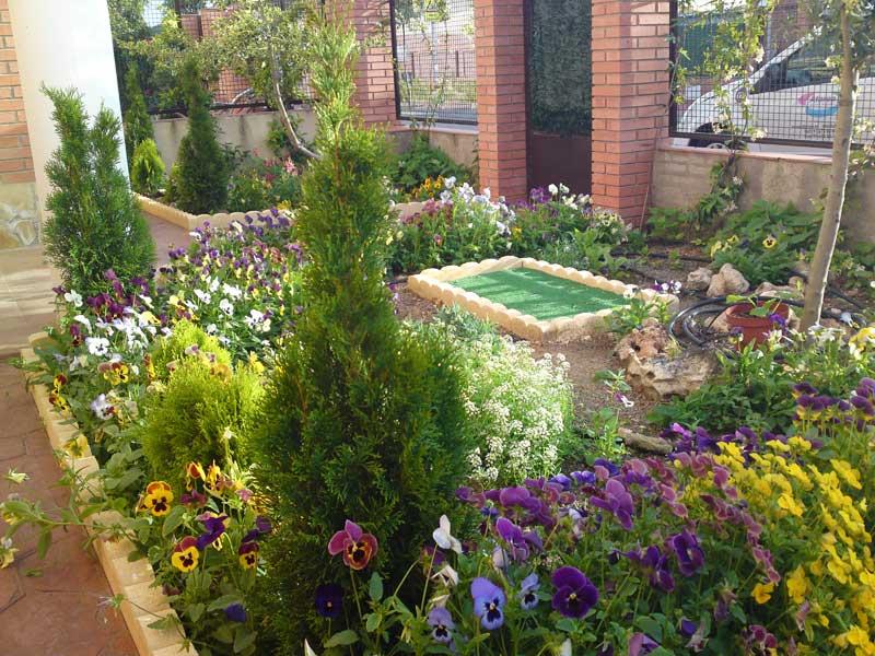 jardines de casas particulares ideas de disenos